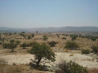 Yaquq Village in Tiberias, Mandatory Palestine