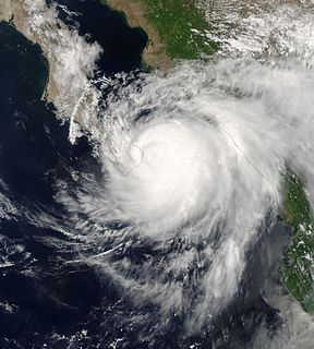 Hurricane Ignacio (2003) Category 2 Pacific hurricane in 2003