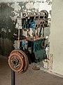 I4 engine, Technik-Museum Putnitz, Ribnitz-Damgarten (P1060610).jpg