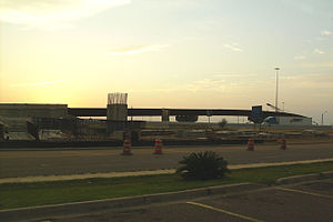 Farm to Market Road 1472 - Image: IH35 FM1492 Construction