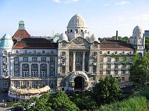 Danubius Hotels Group - Hotel Gellért