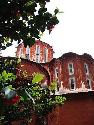 Koutloumousiou Monastery - Image: IMG 1292 20070424 koutloumousiou monastery a