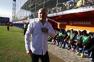 Pablo Repetto - Repetto a coach of Independiente