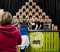 IRISH CRAFT BEER FESTIVAL IN THE RDS LAST WEEKEND IN AUGUST 2015 (JACK CODY'S BREWERY) REF-107292 (20958807165).jpg