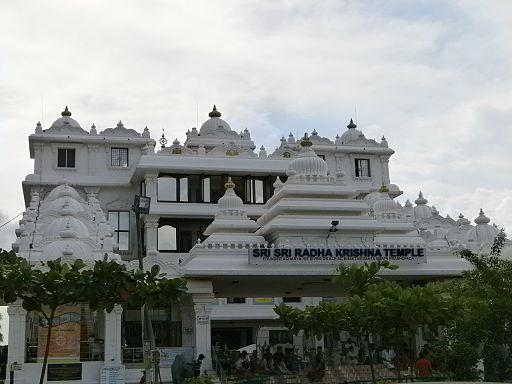 The Modern Temple: ISKCON, Chennai