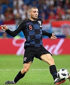 Seconda Maglia Chelsea Mateo Kovacic