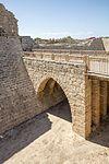 ISR-2016-Caesarea-Caesarea Maritima-Crusaders' Fortress (bridge).jpg