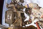 ISS Expedition 14 Tyurin EVA.jpg