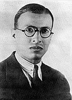 Ibrahim Tuqan - Portrait