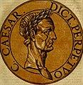 Icones imperatorvm romanorvm, ex priscis numismatibus ad viuum delineatae, and breui narratione historicâ (1645) (14743472261).jpg