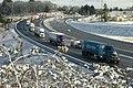 Icy roads slow traffic (5495543782).jpg