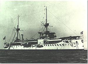 Hydra-class ironclad - Image: Idra 2b