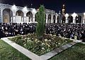 Iftar Serving for fasting people in the holy shrine of Imam Reza 04 ().jpg