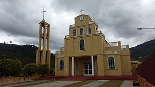 Dota (canton) Cantón in San José, Costa Rica