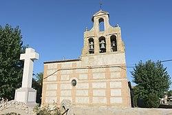 Iglesia de San Juan Bautista, La Bóveda de Toro.jpg