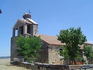 Villar de Corneja Place in Castile and León, Spain