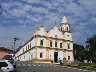 Santana de Parnaíba - Church in Santana de Parnaíba