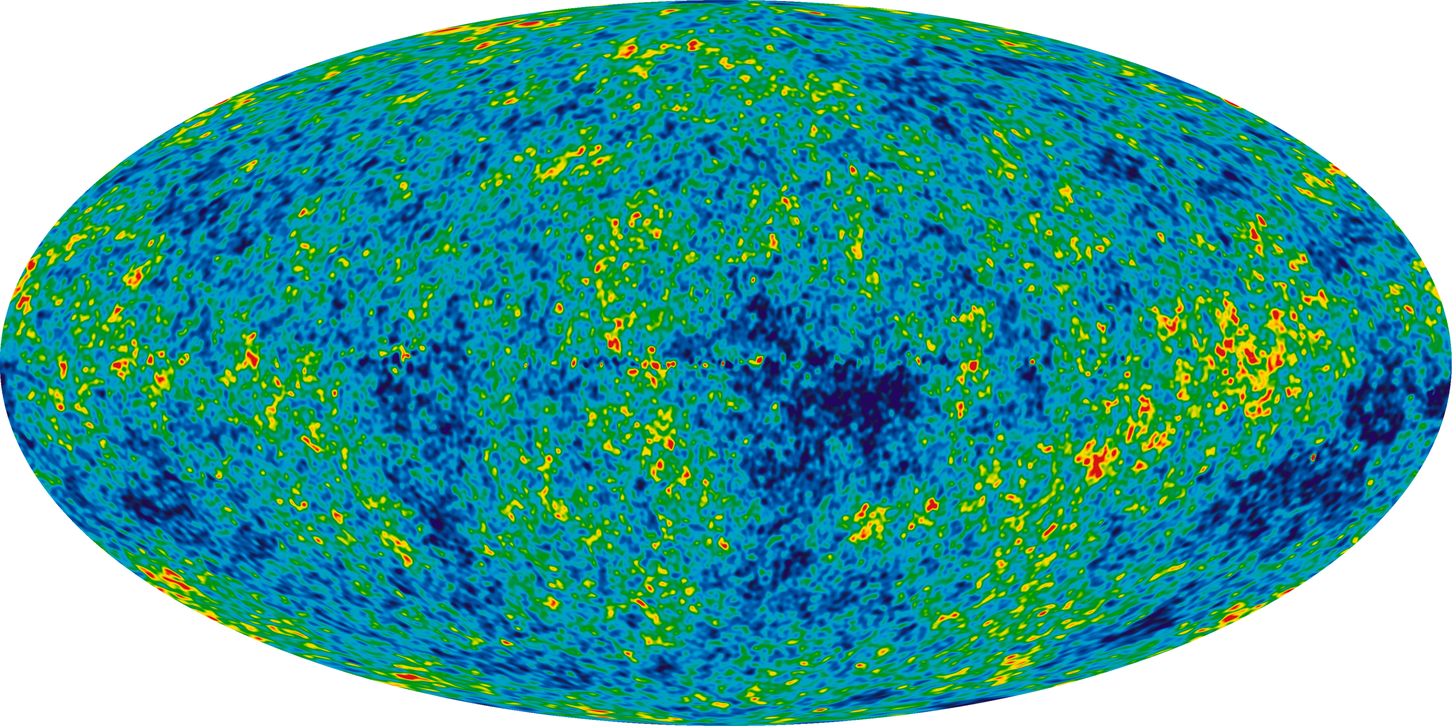 Universal Background Radiation