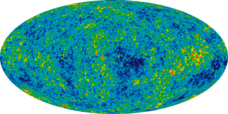 Discovery of cosmic microwave background radiation