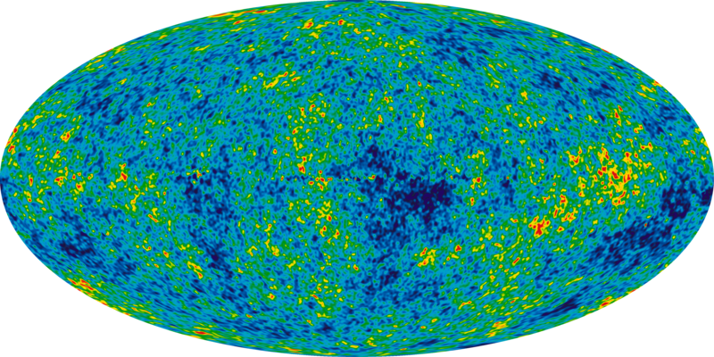 Image result for cosmic background radiation