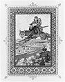 "Illustration for ""L'oiseau de Fue"" -Tsarevich Ivan with Tsarevna Elena the Fair on the Grey Wolf- MET 268801.jpg"