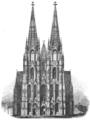 Illustrirte Zeitung (1843) 08 113 1 Der Dom von Köln in seiner Vollendung.PNG