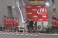 Indian Grand Prix 2013 Podium (Ank Kumar, Infosys) 05.jpg