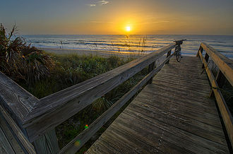 Indian Harbour Beach, Florida - Indian Harbour Beach Sunrise.jpg