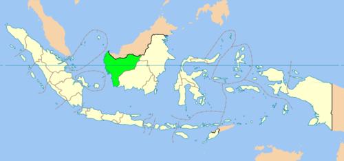 Indonesia Pääkaupunki