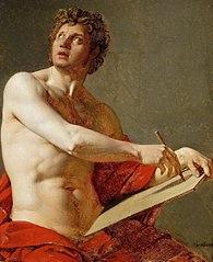 Akademickie studium nagiego mężczyzny