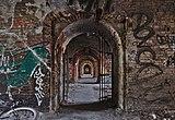 Inside an abandoned military building in Fort de la Chartreuse, Liege, Belgium (DSCF3343).jpg