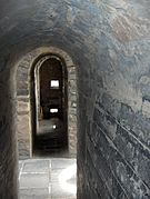 Inside of tower on Great Wall.jpg