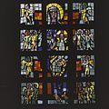 Interieur, glas -in-betonvenster van Daan Wildschut, bijbelvoorstelling - Heerlen - 20398234 - RCE.jpg