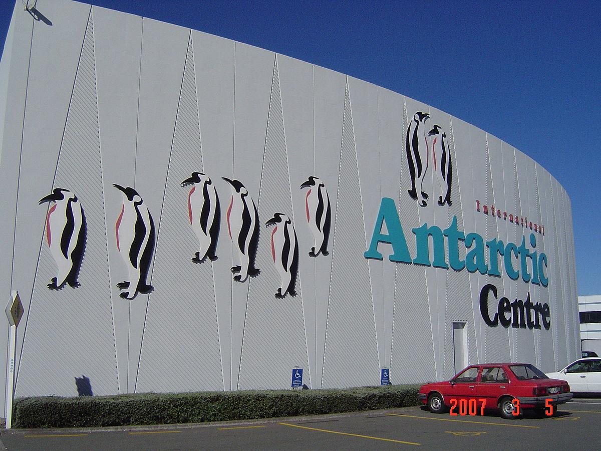 International Antarctic Centre Wikipedia