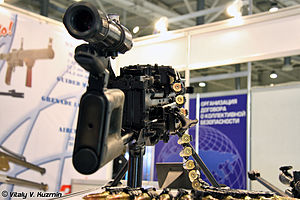 Kord machine gun - Image: Interpolitex 2011 (405 2)