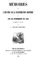Ion Heliade Radulescu - Mémoires sur l'histoire de la régénération roumaine.png