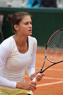 Irina Buryachok Ukrainian tennis player