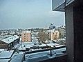 Irkutsk. February 2013. Cinema Barguzin, regional court, bus stop Volga, Diagnostic Center. - panoramio (51).jpg