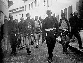Albanian revolt of 1912