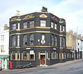 Islingword Inn, Queen's Park Road, Queen's Park, Brighton (January 2015) (1).JPG
