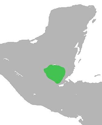 Peten Itza kingdom - The Itza kingdom