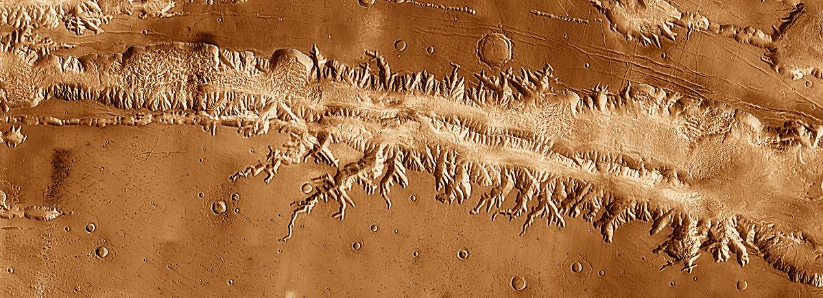 Ius Chasma Wikipedia