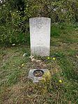 J.D. & H.B. Stephens DFC RAF grave St James the Great, Friern Barnet.jpg