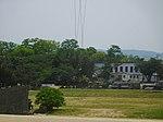 JGSDF rangers rapeling from UH-1, at the Camp Okubo.jpg
