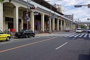 野田站 (JR西日本)