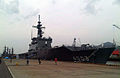 JS Kunisaki (LST-4003) at Kure, -May 2011 a.jpg