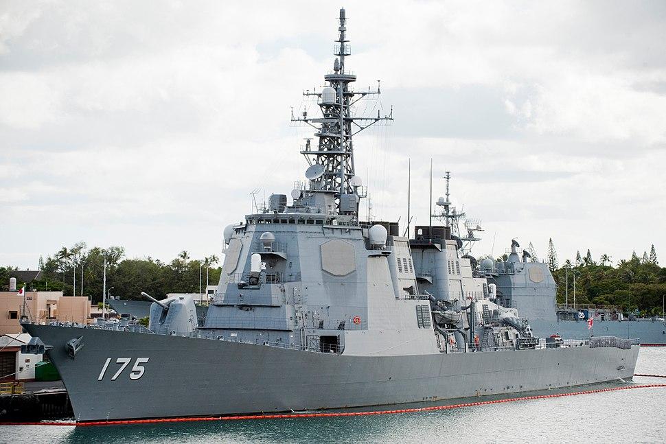 JS Myōkō at Pearl Harbor, -27 Jun. 2012 a