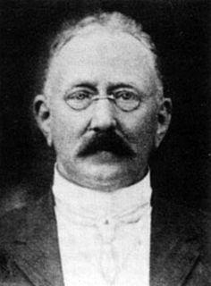 J. W. B. Gunning South African scientist