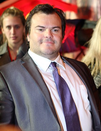 Jack Black - At a Kung Fu Panda 2 premiere in June 2011
