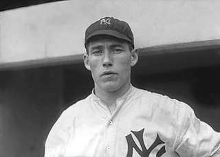 Jack Warhop American baseball player